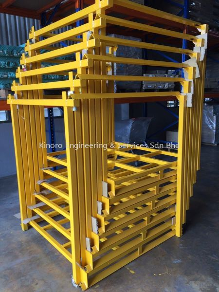 Pallet Tainer Pallet Tainer / Nestainer Rack Malaysia, Selangor, Kuala Lumpur (KL), Klang Supplier, Suppliers, Supply, Supplies   Kinoro Engineering & Services Sdn Bhd