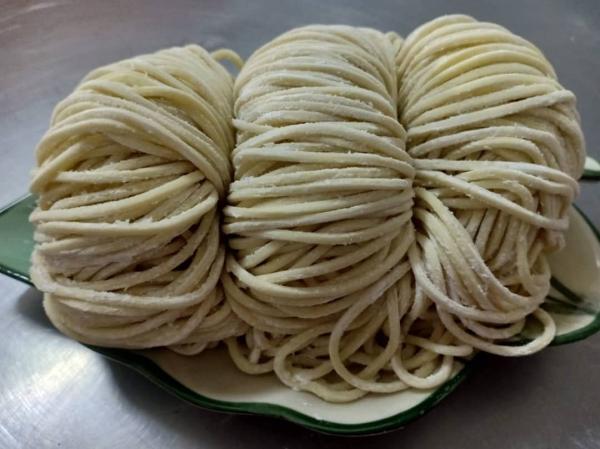 Thin Pan Mee Noodles Malaysia, Selangor, Kuala Lumpur (KL), Seri Kembangan Supplier, Manufacturer, Supply, Supplies | Wong Sin Noodle