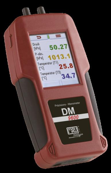 DM 9600 Precision Manometer MRU GmbH Singapore    Futron Electronics Pte Ltd