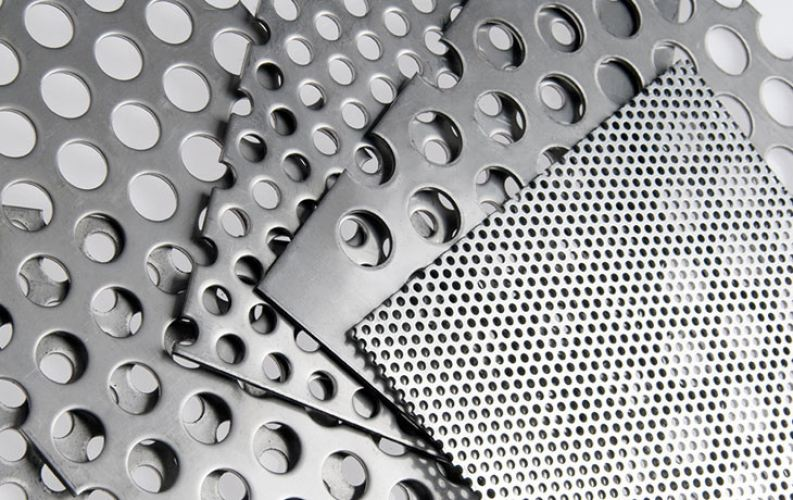 Perforated SS304/316