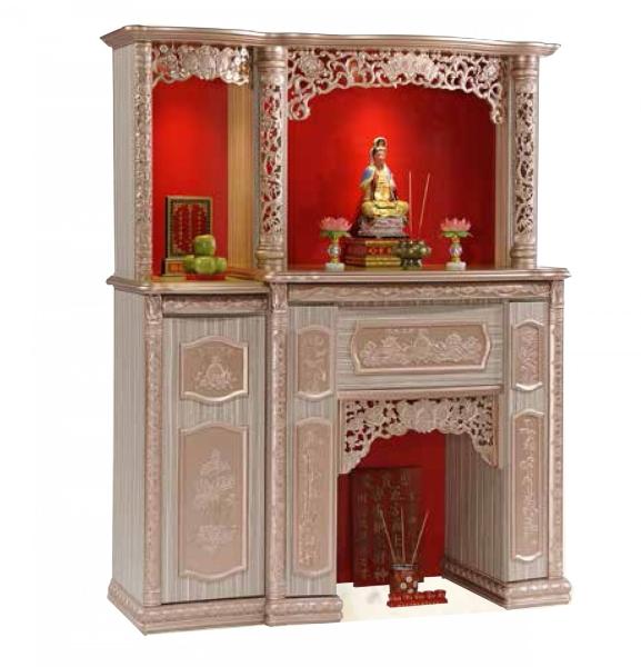 SM9439 Altar Design Malaysia, Johor, Batu Pahat Manufacturer, Supplier, Supply, Supplies   Bright Furniture Sdn Bhd