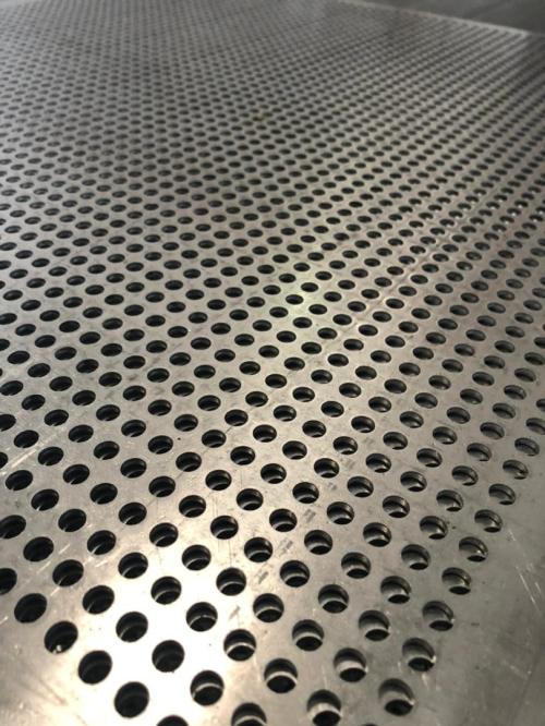 Metal Perforation