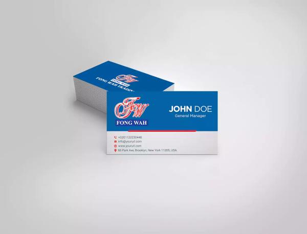 Name Card Name Card Kuala Lumpur (KL), Malaysia, Selangor, Damansara Printing, Services | Fong Wah Trading