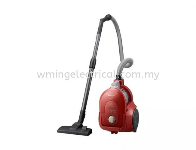 Samsung VCC4353V4R/XME Bagless Vacuum Cleaner with Twin Chamber System, 1800W
