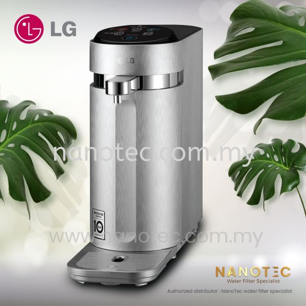LG PuriCare Tankless Water Purifier Table Top / Counter Top Direct Piping Type Water Dispenser Selangor, Malaysia, Kuala Lumpur (KL), Puchong Supplier, Suppliers, Supply, Supplies | Nano Alkaline Specialist