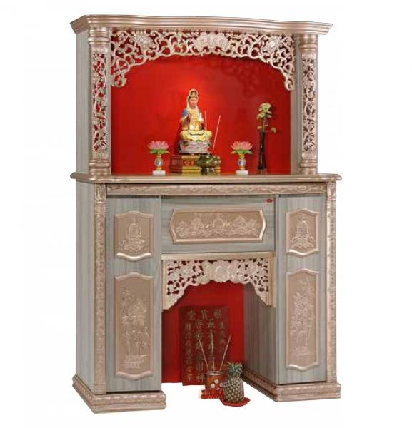 SM9679 Altar Design Malaysia, Johor, Batu Pahat Manufacturer, Supplier, Supply, Supplies | Bright Furniture Sdn Bhd