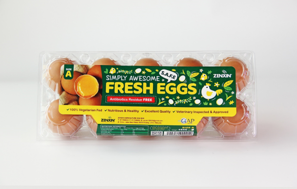 Size A Simply Awesome Fresh Eggs Premium Egg Products Johor, Malaysia, Kluang Supplier, Suppliers, Supply, Supplies | Zenxin Agriculture Sdn. Bhd.