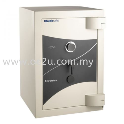 Chubbsafes Fortress Safe (Size 3)_660kg