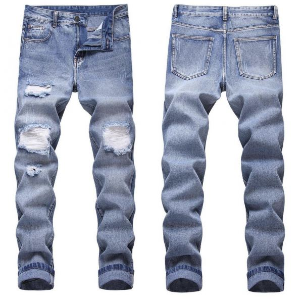 DC RIPPED JEANS 10 LONG RIPPED JEANS JEANS Malaysia, Johor, Muar Supplier, Suppliers, Supply, Supplies | DC CLOTHING & ACCESSORIES TRADING