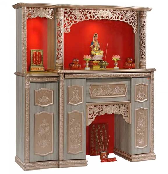 SM9759 Altar Design Malaysia, Johor, Batu Pahat Manufacturer, Supplier, Supply, Supplies | Bright Furniture Sdn Bhd