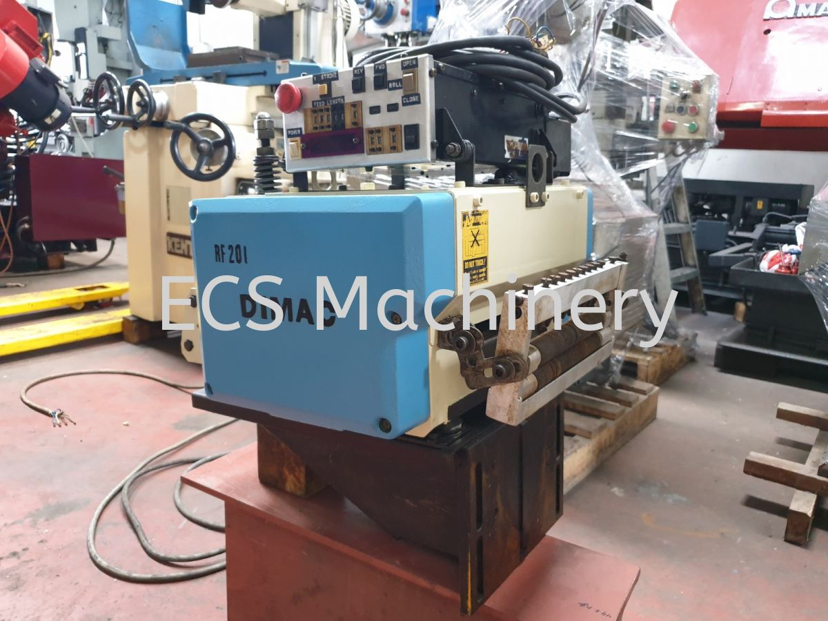 USED DIMAC CNC NC FEEDER Others Machine Johor Bahru (JB), Malaysia, Mount Austin Used, Reconditioned, Supplier, Supply | ECS Machinery Service