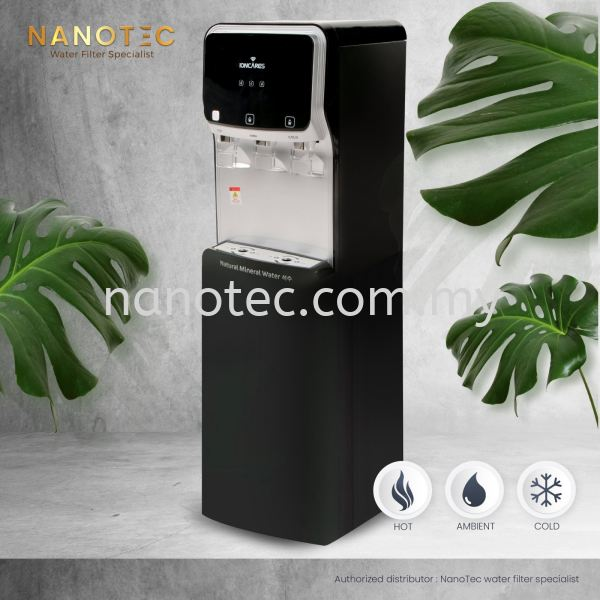 IONCARES SEOK SU Water Dispenser Hot, Normal, Cold Model: FYT2150 Floor Standing Direct Piping Type Water Dispenser Selangor, Malaysia, Kuala Lumpur (KL), Puchong Supplier, Suppliers, Supply, Supplies | Nano Alkaline Specialist