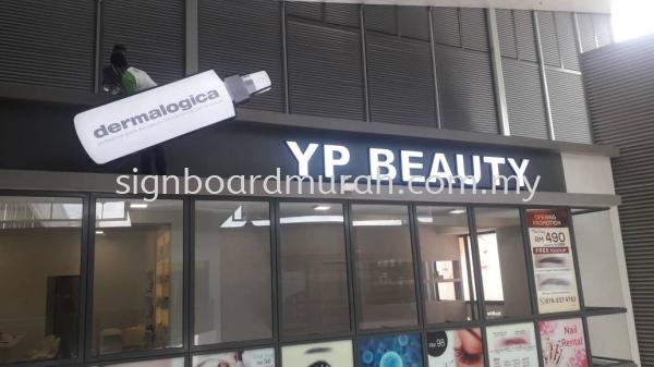 SUNSURIA YP BEAUTY ALUMINIUM 3D SUPPLY 3D ALUMINIUM BOX UP Malaysia, Selangor, Kuala Lumpur (KL), Klang Supplier, Manufacturer, Supply, Supplies   ASIA SIGN PLT