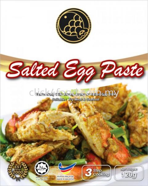 Nyolike Salted Egg Paste Soup & Paste Selangor, Malaysia, Kuala Lumpur (KL), Batu Caves Supplier, Delivery, Supply, Supplies   GS Food Online Services