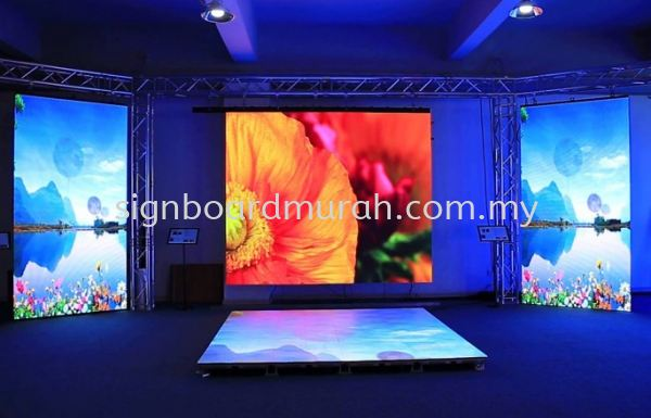 DISPLAY WALL MANUFACTURER SUPPLY LED SCREEN & LED RUNNING RIGHT PANEL Malaysia, Selangor, Kuala Lumpur (KL), Klang Supplier, Manufacturer, Supply, Supplies | ASIA SIGN PLT