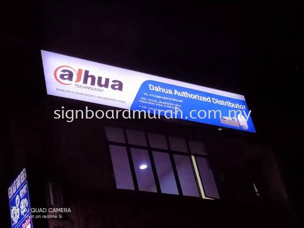 DAHUA LIGHTBOX LIGHTBOX SIGNAGE Malaysia, Selangor, Kuala Lumpur (KL), Klang Supplier, Manufacturer, Supply, Supplies | ASIA SIGN PLT