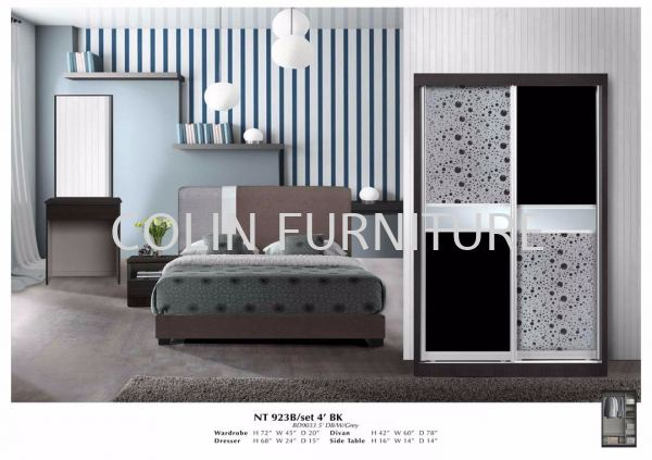 MEDI923 4ft bedroom set 4FT SET BEDROOM SET BEDROOM Kedah, Malaysia, Kulim Supplier, Suppliers, Supply, Supplies   Colin Furniture Trading