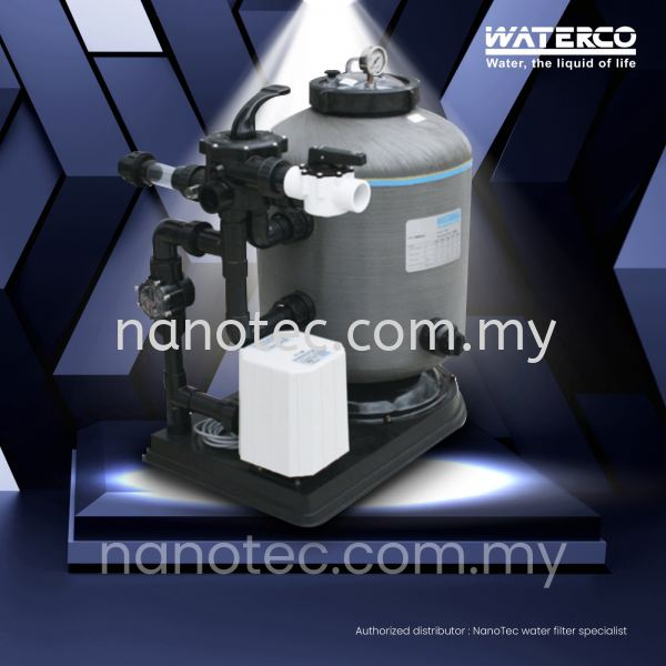 WATERCO Aquabiome Mechanical and Biological Water Filter (Pond Water Filter) WATERCO Commercial Fiberglass Filter WATERCO Water Filter Selangor, Malaysia, Kuala Lumpur (KL), Puchong Supplier, Suppliers, Supply, Supplies   Nano Alkaline Specialist