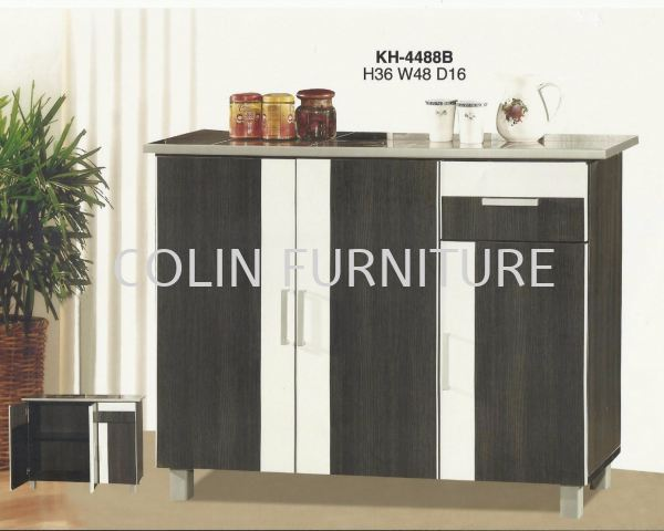 KHF4488B 4FT Low kitchen cabinet LOW KITCHEN CABINET KITCHEN Kedah, Malaysia, Kulim Supplier, Suppliers, Supply, Supplies   Colin Furniture Trading