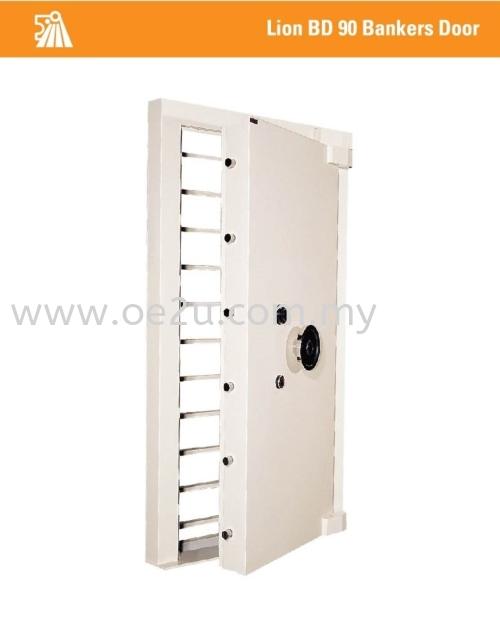 LION BD 90 Bankers Door (1220kg)