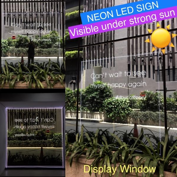 Wholesale neon led sign  LED NEON Selangor, Malaysia, Kuala Lumpur (KL), Subang Jaya Manufacturer, Maker, Supplier, Supply | Far Art Neon Advertising