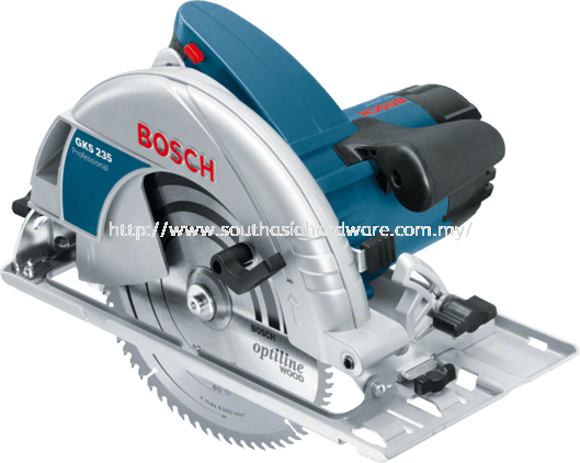 BOSCH CIRCULAR SAW (HAND HELD) Cutter Power Tools Johor Bahru (JB), Malaysia Supplier, Suppliers, Supply, Supplies | SOUTH ASIA HARDWARE & MACHINERY SDN BHD