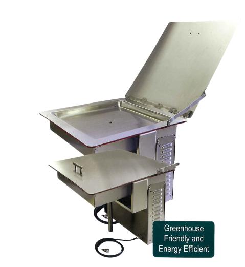 Greenplate® 300 Inbench Retrofit Unit with Welded Lid Greenplate Built-In Grills Selangor, Malaysia, Kuala Lumpur (KL), Subang Jaya Supplier, Suppliers, Supply, Supplies   Patio Delite (Interline Engineering (M) Sdn Bhd)