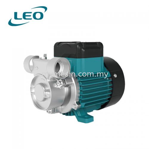 "Leo FPm37C 1""X1"" Stainless Steel Peripheral Pump"