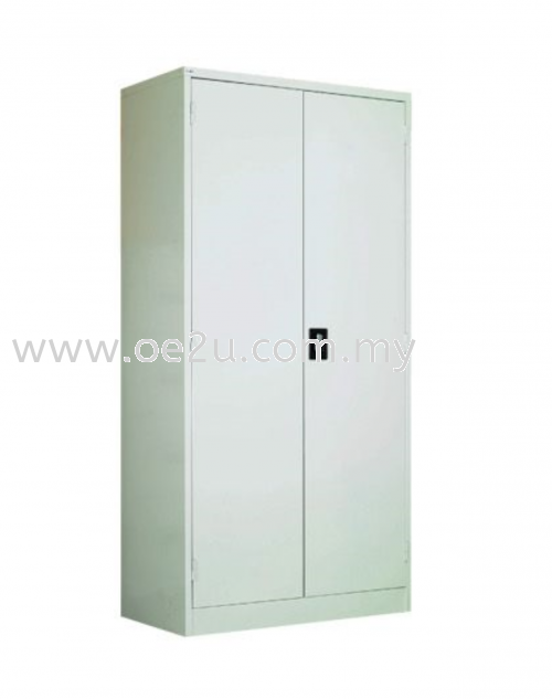Full Height Steel Swinging Door Cupboard