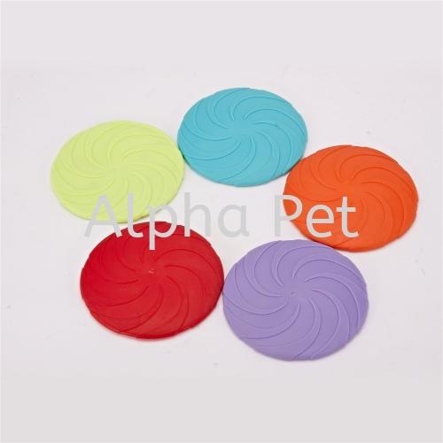 Dog Toys-Soft Frisbee (CF3001M)