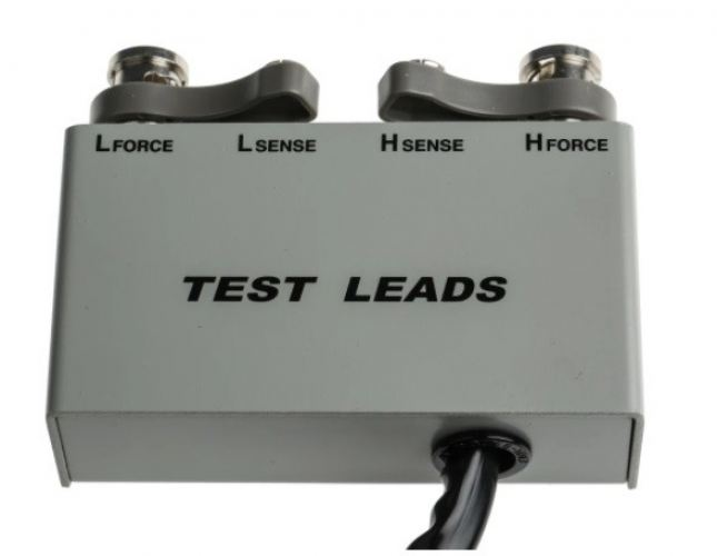 LCR-06B RS PRO 123-5979 LCR Meter Chip Test Fixture