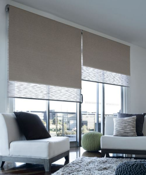 AV-MB 35/45 Motorized Roller Blinds