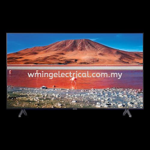 [Total 4 Years Warranty] Samsung 43 TU7000 4K Smart UHD TV 2 Years ]Warranty By Samsung Malaysia UA43TU7000KXXM / UA43TU7000 / UA43RU7100KXXM / RU7100