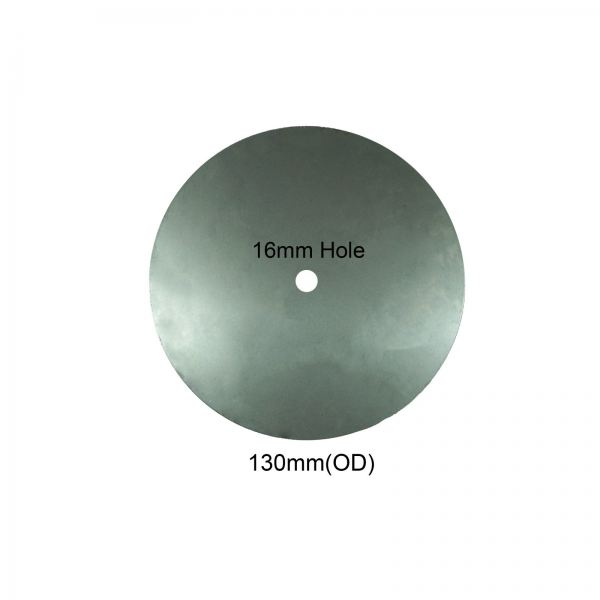 Round Plate 16mm Hole - 130mm Round Plate / Bracket Malaysia, Selangor, Kuala Lumpur (KL) Manufacturer, Supplier, Supply, Supplies | Chee Kuan Industry Sdn Bhd