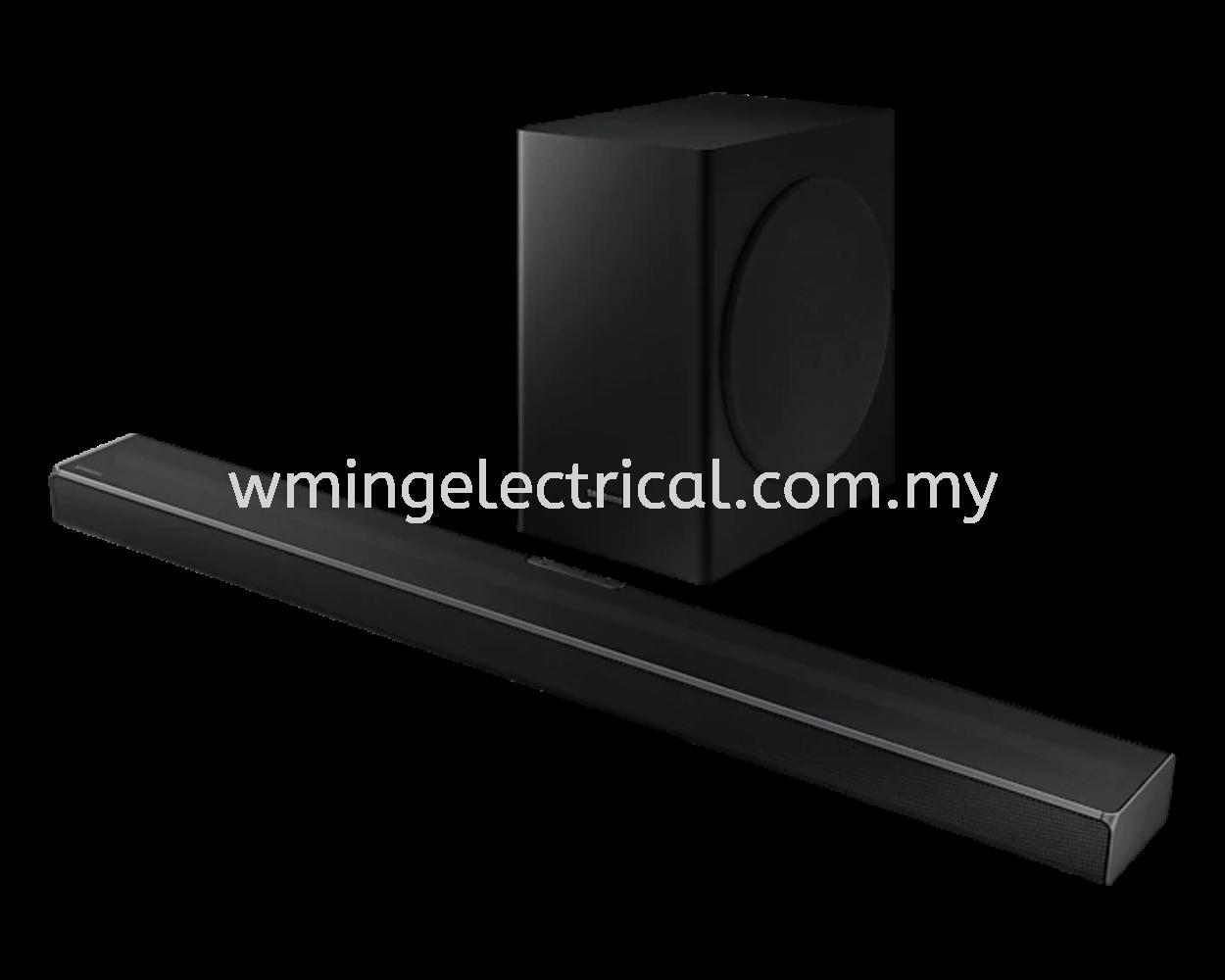 (New 2020 Model) Samsung Q60T Soundbar with Acoustic Beam Technology HW-Q60T HW-Q60T/XM