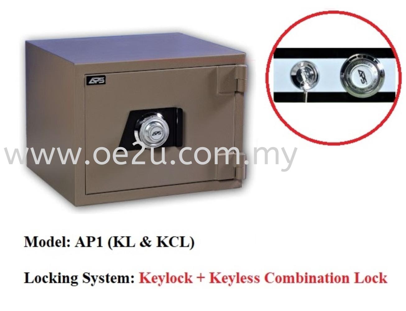 APS Personal Safe (AP1 - KL & KCL)_80kg