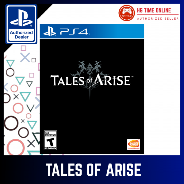 [PRE ORDER] PS4 PS5 Tales of Arise | Estimate Release SEPTEMBER 2021 | PRE ORDER BONUS PS4 Game Malaysia, Selangor, Kuala Lumpur (KL), Klang, Shah Alam, Banting Supplier, Suppliers, Supply, Supplies | HG Time Enterprise