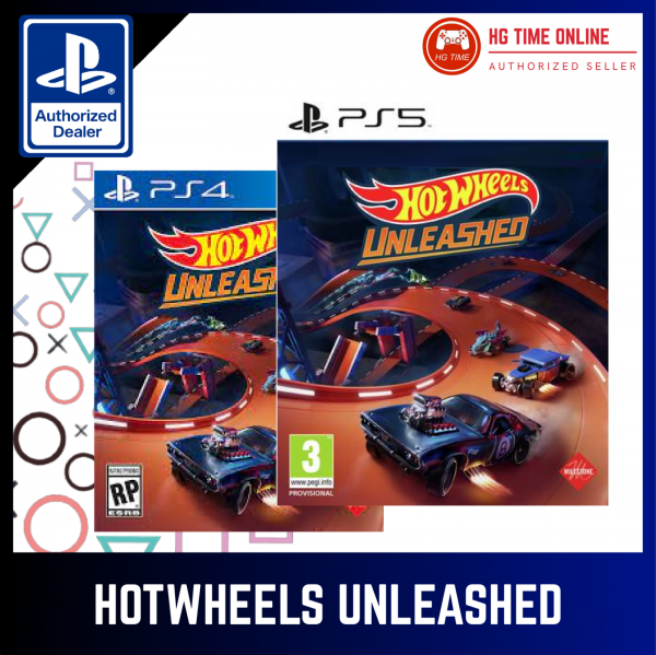 [PRE ORDER] PS4 PS5 HOT WHEELS UNLEASHED R2 | ESTIMATE RELEASE SEPTEMBER 2021 PS4 Game Malaysia, Selangor, Kuala Lumpur (KL), Klang, Shah Alam, Banting Supplier, Suppliers, Supply, Supplies | HG Time Enterprise