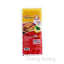 Pertiwi Chicken Cocktail Pertiwi Brand Fried Food Dim Sum Product Perak, Malaysia, Sitiawan Supplier, Suppliers, Supply, Supplies | CHENG KEONG ENTERPRISE