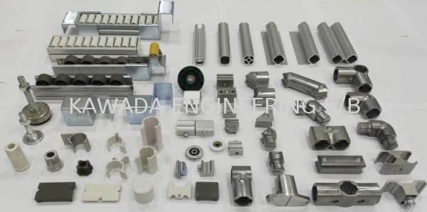 Aluminium Lean Pipe & Joint  Aluminium Lean Pipe & Joint  Johor Bahru (JB), Malaysia, Ulu Tiram Supplier, Distributor, Supply, Supplies   Kawada Engineering (M) Sdn Bhd