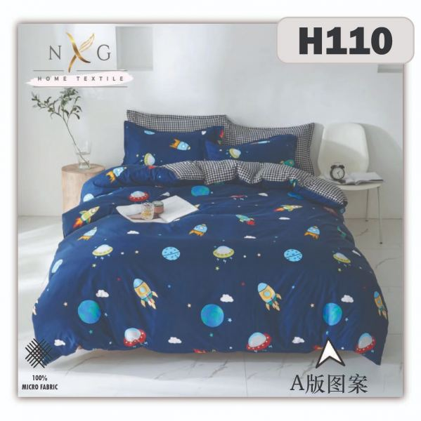 H110 - King/Queen 4in1 Fitted Sheet 4 in 1 Fitted Set King & Queen 800 thread count | Micro Fabric Selangor, Malaysia, Kuala Lumpur (KL), Klang Supplier, Manufacturer, Wholesaler, Supply | NXG Marketing