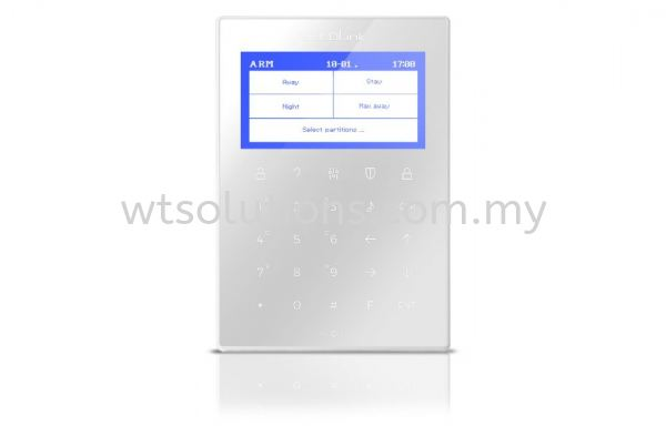KM25 LCD keypad Secolink Alarm System Kuala Lumpur (KL), Malaysia, Selangor, Cheras Supplier, Suppliers, Supply, Supplies   WT Cabling & Network Solutions