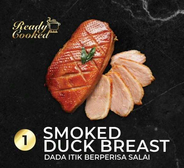 READY COOKED SMOKED DUCK BREAST Ready Cooked Products ROYAL DUCK Penang, Pulau Pinang, Malaysia Supplier, Suppliers, Supply, Supplies | PG Lean Hwa Trading Sdn Bhd