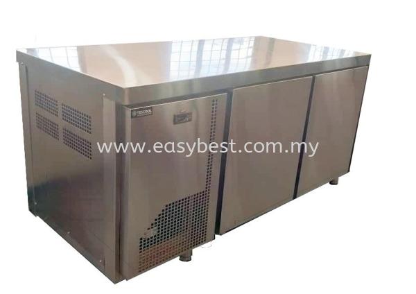2 DOOR COUNTER CHILLER OR FREEZER (EB) Tescool Commercial Refrigerator Seri Kembangan, Selangor, Kuala Lumpur (KL), Malaysia. Supplier, Supplies, Manufacturer, Design, Renovation | Easy Best Marketing Sdn Bhd