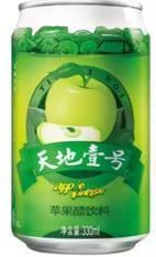 TIANDI NO.1 APPLE VINEGAR 330ML