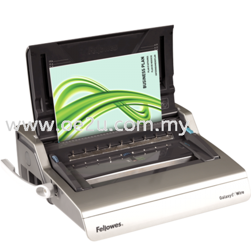 Fellowes Galaxy-E Electric Wire Binder