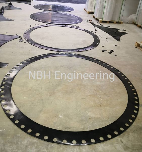 EPDM OD 2500mm Gasket - EPDM RUBBER PRODUCTS Selangor, Malaysia, Kuala Lumpur (KL), Puchong Supplier, Suppliers, Supply, Supplies   NBH Engineering & Industrial Sdn Bhd