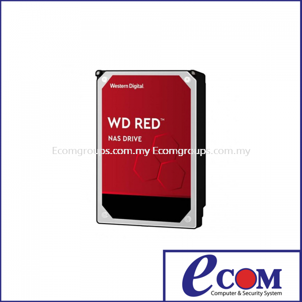 WD Red  Western Digital Hard Disk Johor, Malaysia, Muar Supplier, Installation, Supply, Supplies | E COM COMPUTER & SECURITY SYSTEM
