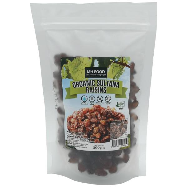 MH Food Organic Sultana Raisins Dried Fruits DRIED PRODUCTS Malaysia, Selangor, Kuala Lumpur (KL), Petaling Jaya (PJ) Manufacturer, Wholesaler, Supplier, Importer   Matahari Sdn Bhd