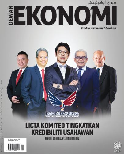 Dewan Ekonomi January 2021 Edition